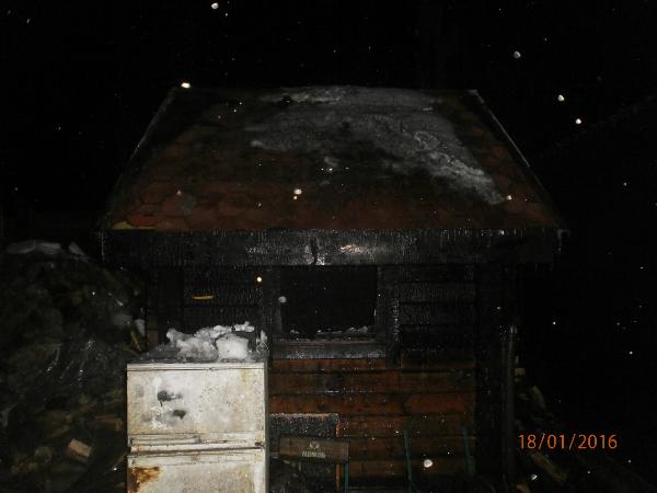 В Киеве ночью сгорел ресторан (ФОТО) (фото) - фото 1
