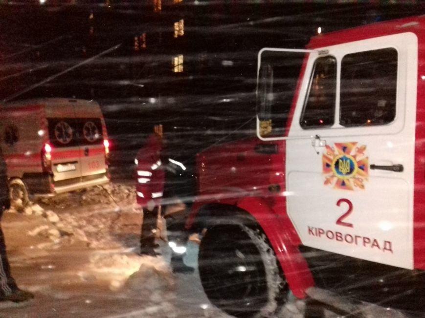 Підрозділи Управління ДСНС у Кіровоградській області оперативно надають допомогу населенню у період ускладнення погодних умов. ФОТО (фото) - фото 1