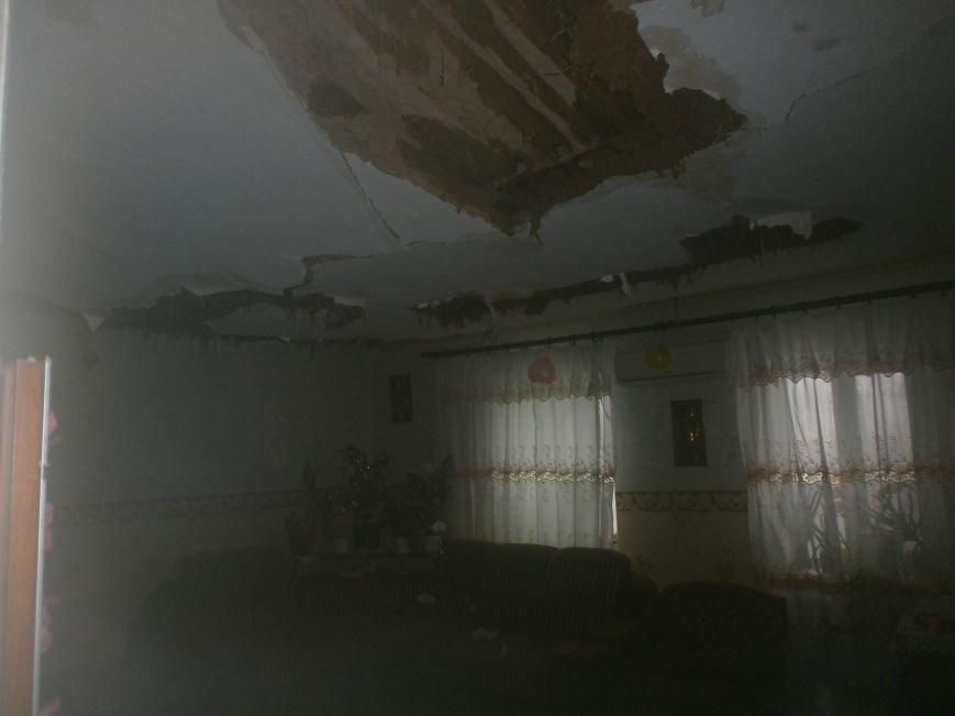 В Днепродзержинске пожарные тушили подгоревшую еду и крышу жилого дома (фото) - фото 2
