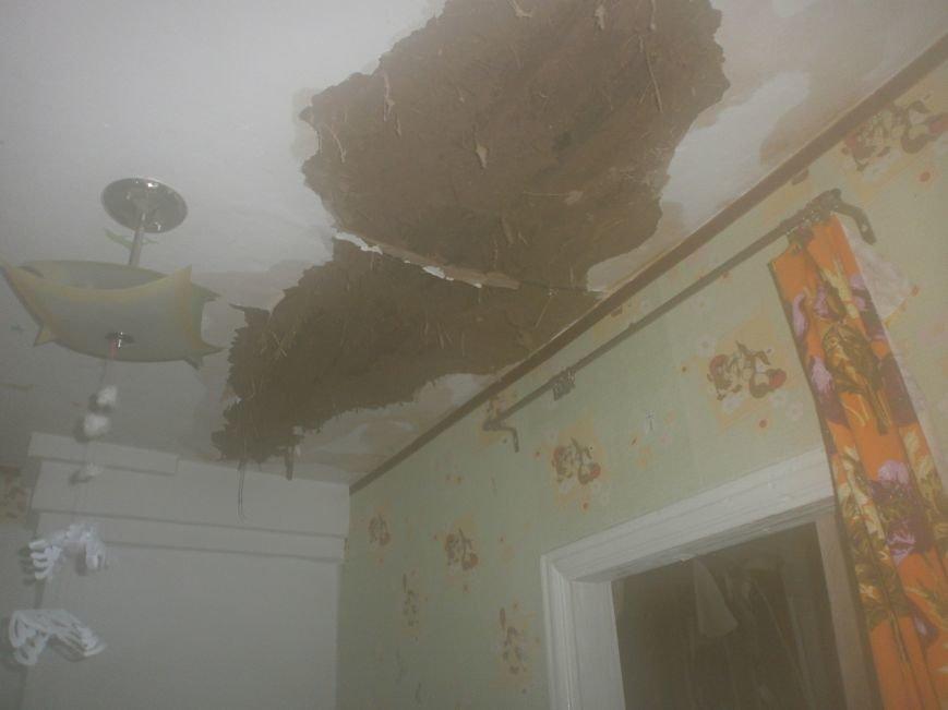 В Днепродзержинске пожарные тушили подгоревшую еду и крышу жилого дома (фото) - фото 3
