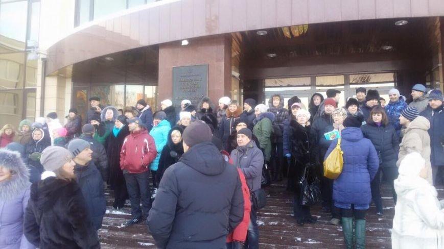 В Новополоцке митинговали индивидуальные предприниматели (фото) - фото 2