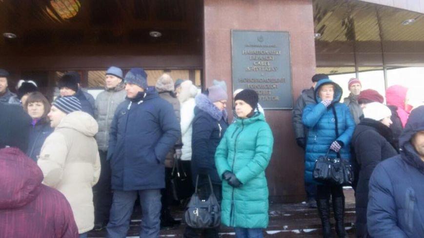 В Новополоцке митинговали индивидуальные предприниматели (фото) - фото 5