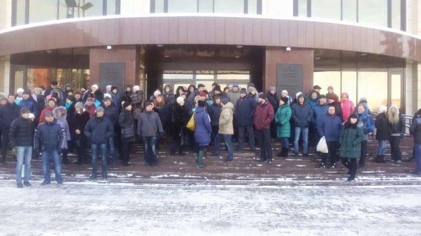 В Новополоцке митинговали индивидуальные предприниматели (фото) - фото 3