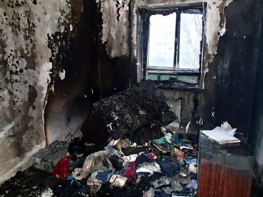 На Троещине пожарные спасли из огня молодого парня (ФОТО), фото-2
