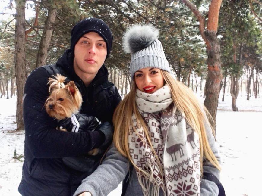 Красивые фото заснеженного Днепропетровска в Instagram (фото) - фото 17