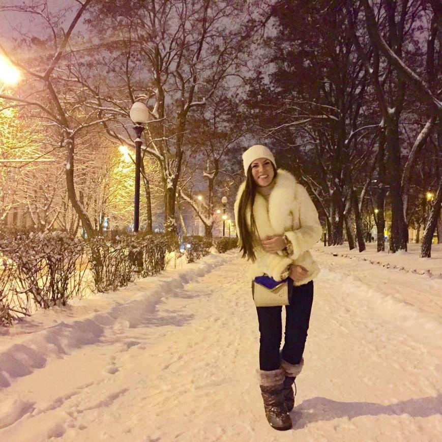 Красивые фото заснеженного Днепропетровска в Instagram (фото) - фото 11