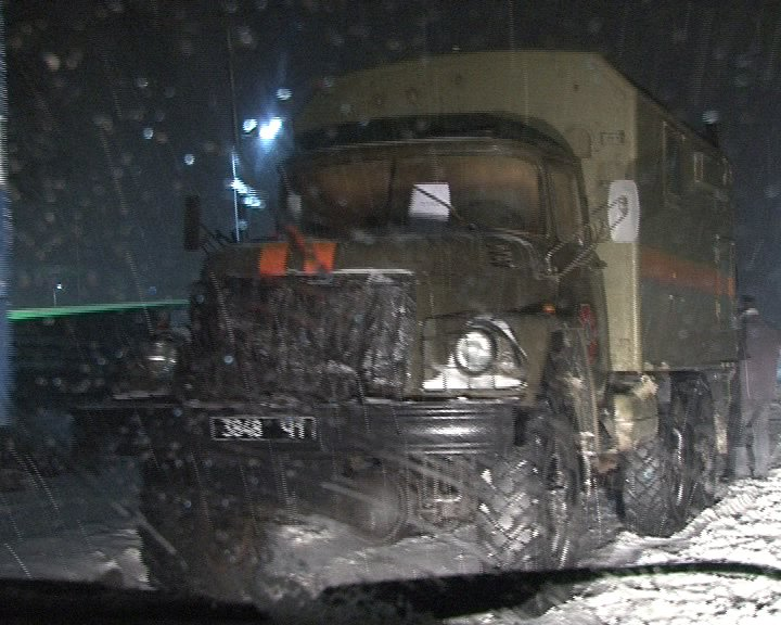 В Днепропетровске работает передвижной пункт обогрева (ФОТО, ВИДЕО) (фото) - фото 2