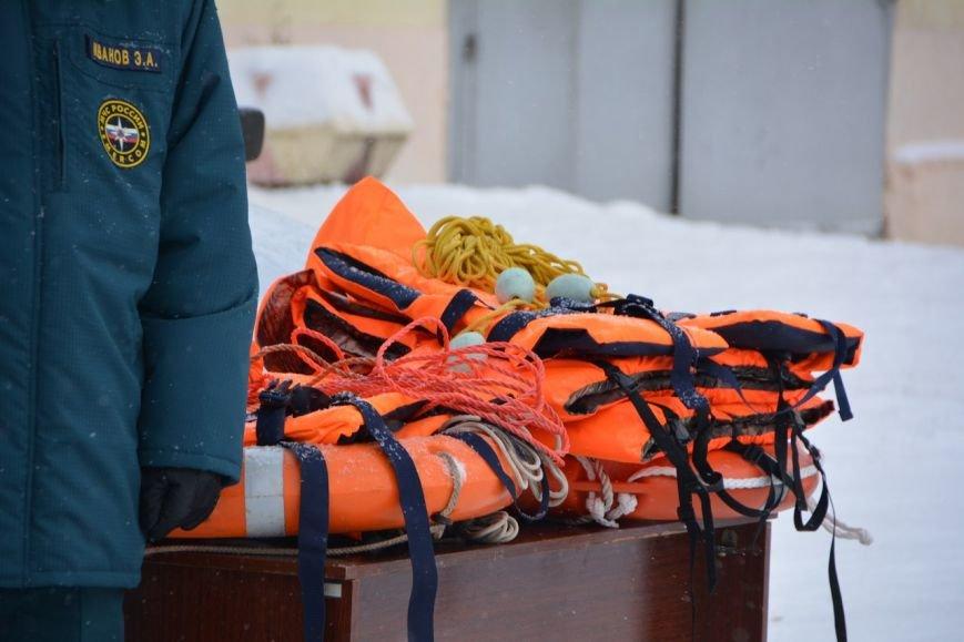 Тверское управление МЧС готово к крещенским купаниям (ФОТО) (фото) - фото 2