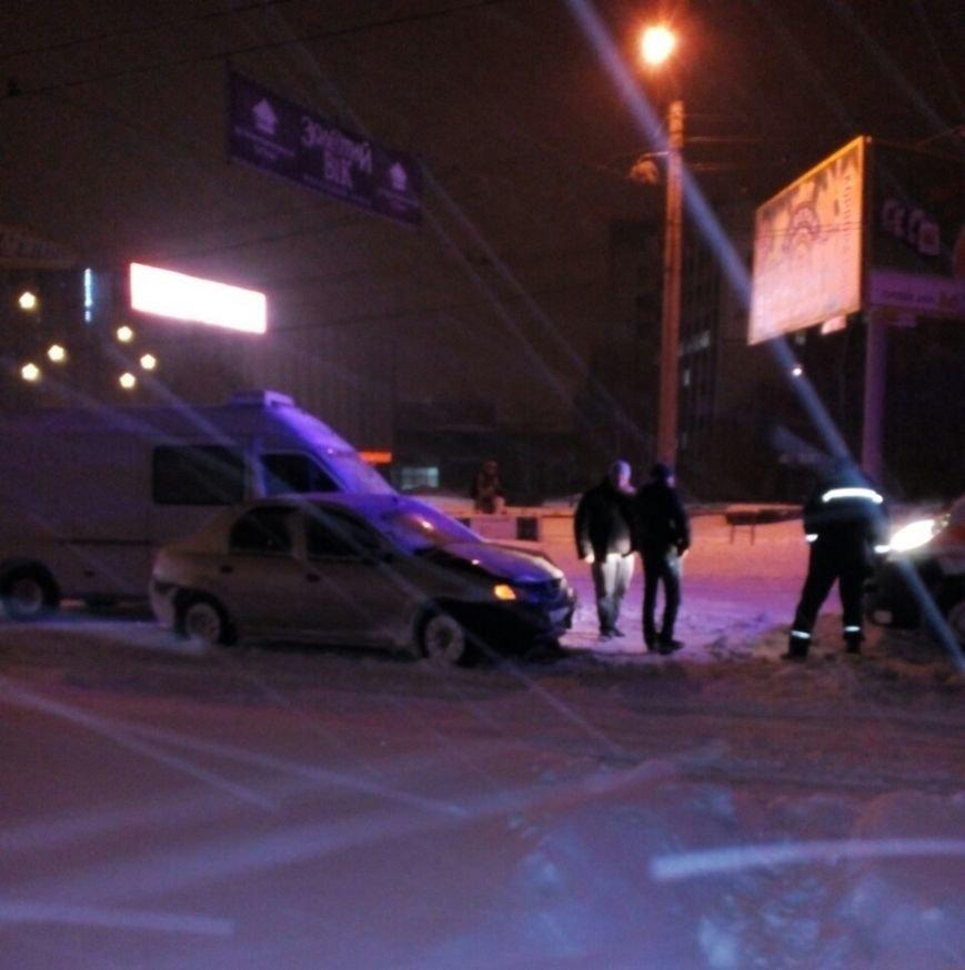 В центре Кировограда произошло ДТП (ФОТО), фото-4