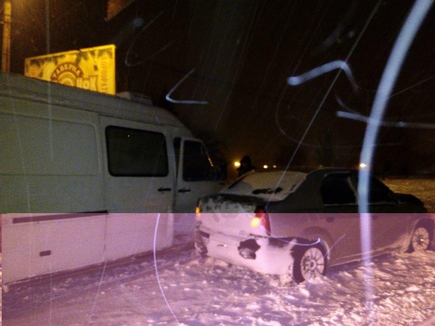 В центре Кировограда произошло ДТП. ФОТО (фото) - фото 1