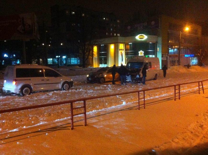 В центре Кировограда произошло ДТП (ФОТО), фото-5