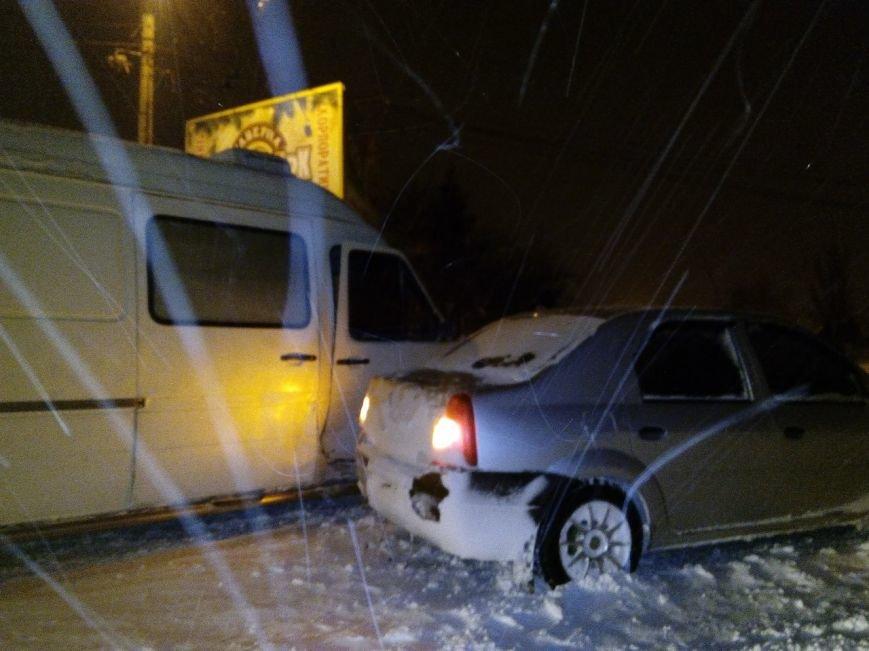 В центре Кировограда произошло ДТП (ФОТО), фото-2