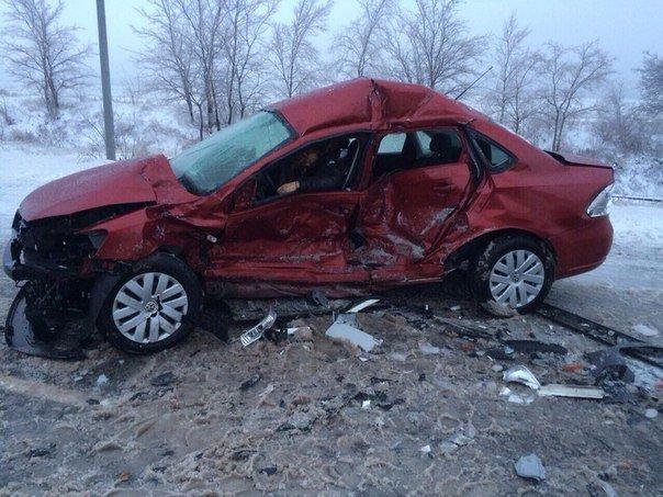 Подробности трагического ДТП на дороге в аэропорт (ФОТО) (фото) - фото 1
