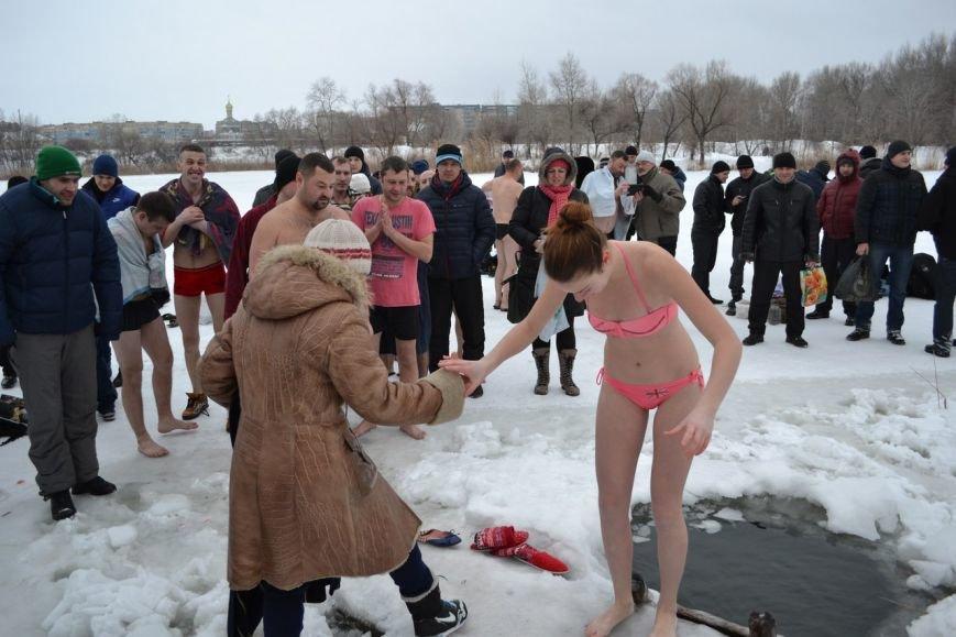Днепродзержинцы отмечают праздник Крещения (фото) - фото 4