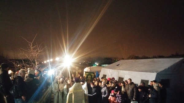 Тысячи ростовчан приняли участие в крещенских купаниях, фото-4