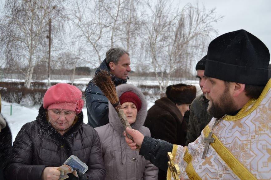 В храмах Днепродзержинска освятили воду в честь празднования Крещения, фото-4