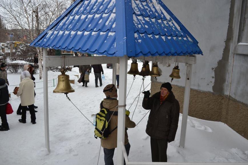 В храмах Днепродзержинска освятили воду в честь празднования Крещения, фото-6