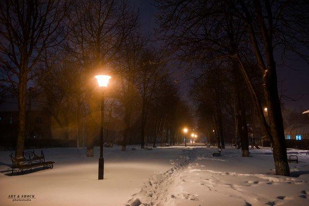 Кременчугская власть просит предприятия, учреждения и простых граждан помочь убрать снег из дворов (ФОТО) (фото) - фото 3