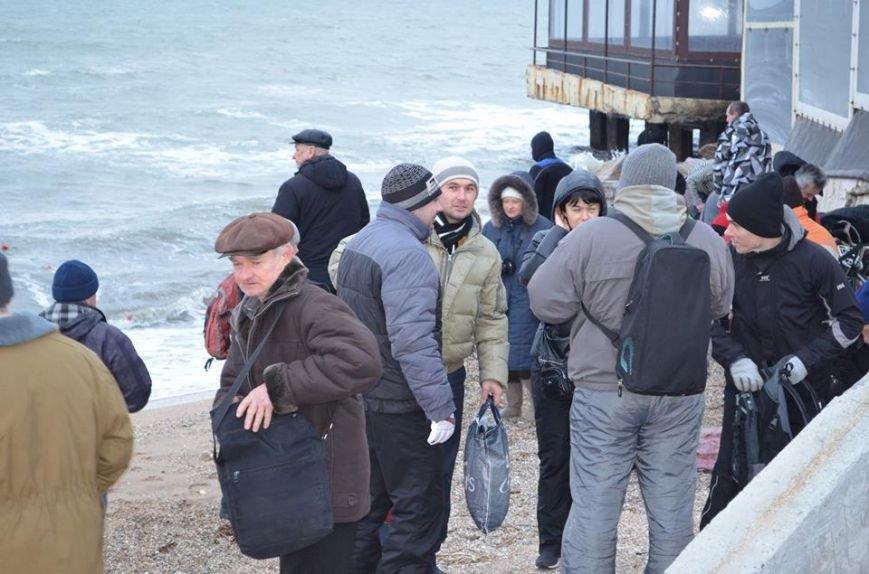 Призыв бердянских моржей был услышан (фото) - фото 2
