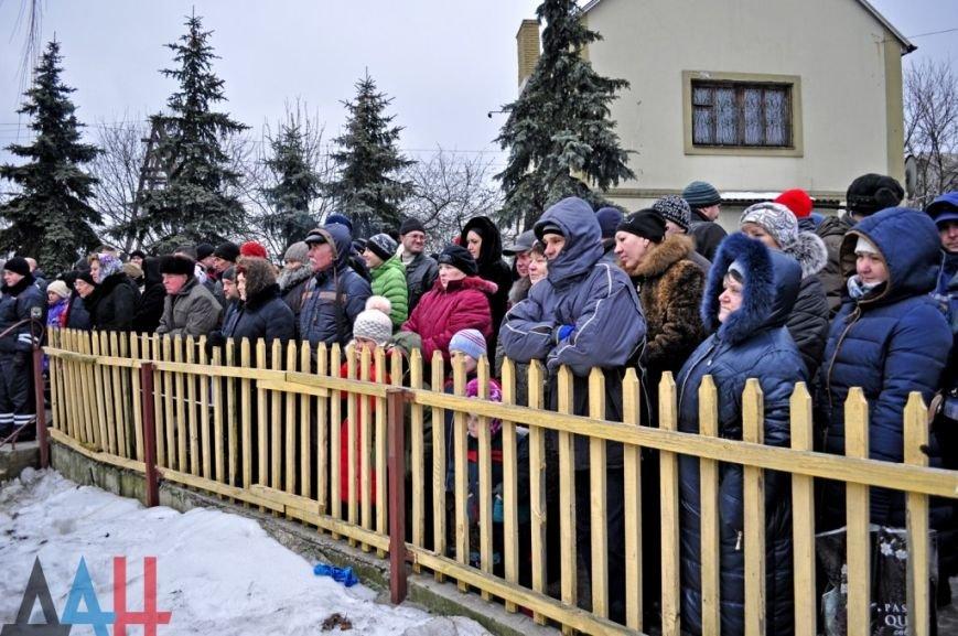 Как макеевчане Крещение Господне отмечали: фоторепортаж (фото) - фото 6