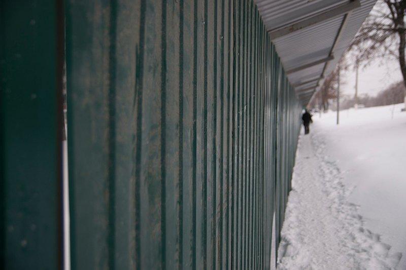 В Белгороде рядом с замороженной стройкой на малой «богданке» движение ограничили ещё на год (фото) - фото 1