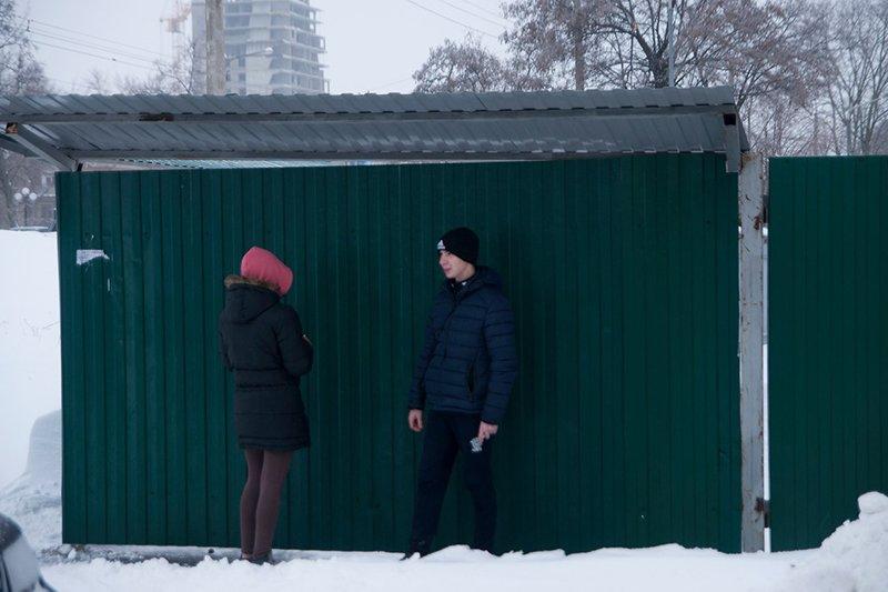 В Белгороде рядом с замороженной стройкой на малой «богданке» движение ограничили ещё на год (фото) - фото 3