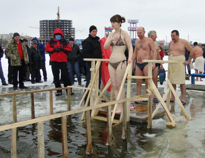 Водохресні купання у Хмельницькому (Фото) (фото) - фото 4