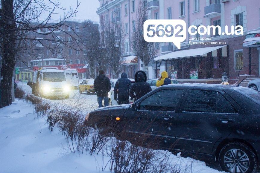 В Днепродзержинске произошло ДТП на улице Сыровца (фото) - фото 4