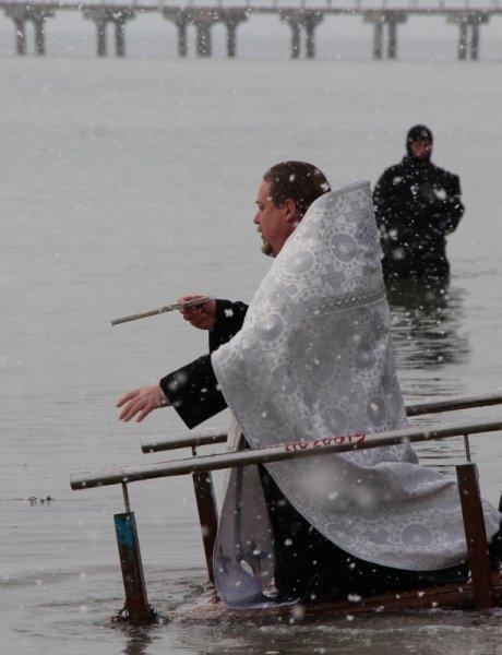 Крещенские купания в Крыму прошли без ЧП (ФОТО), фото-3