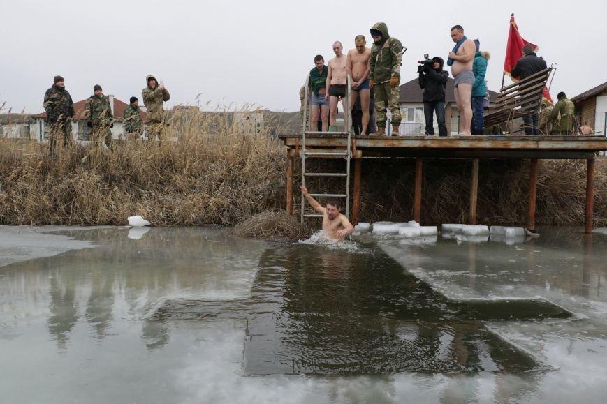 Морские пехотинцы купались в Широкино (ФОТО+ВИДЕО) (фото) - фото 1