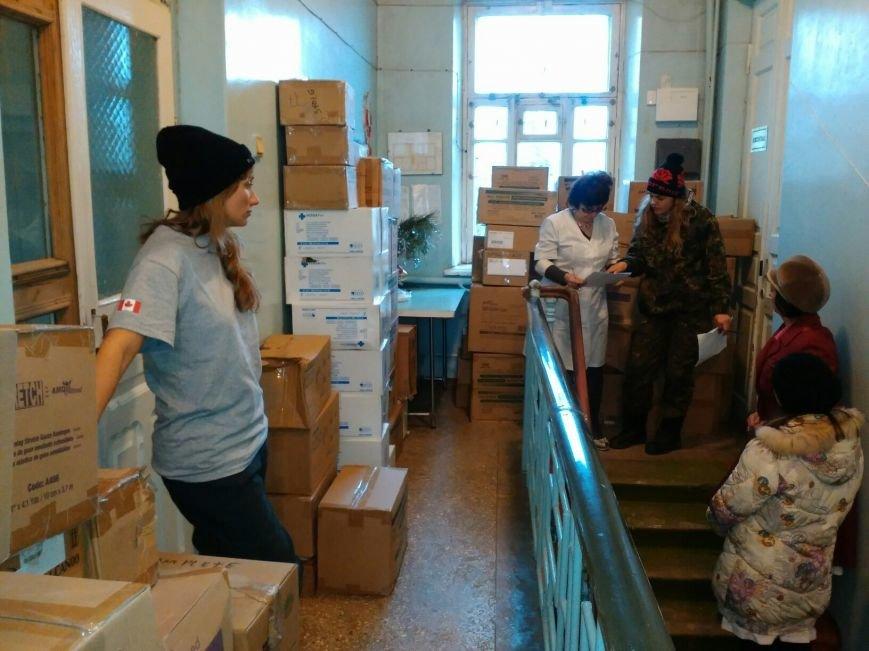 ЦРБ получила гуманитарную помощь из Канады, фото-4