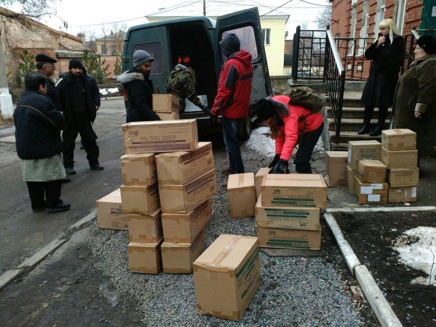 ЦРБ получила гуманитарную помощь из Канады (фото) - фото 1