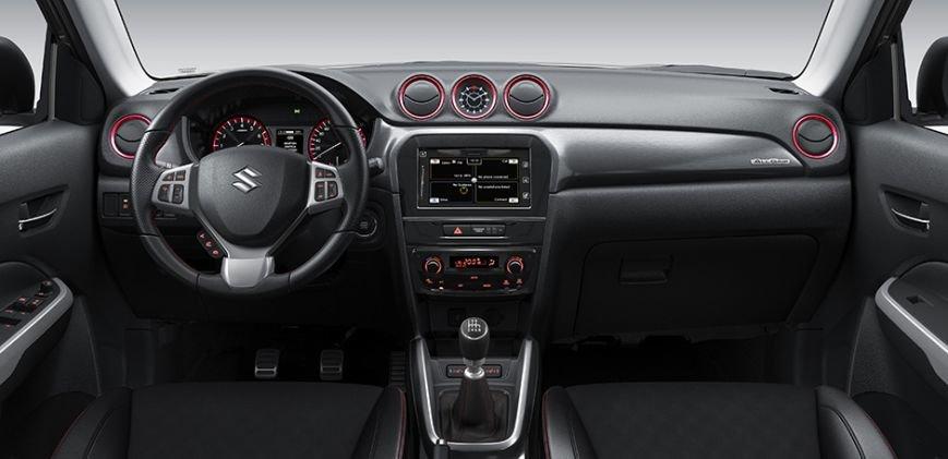 VITARA S доступен к заказу в автоцентре SUZUKI «Аэлита»! (фото) - фото 2