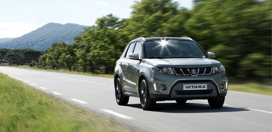 VITARA S доступен к заказу в автоцентре SUZUKI «Аэлита»! (фото) - фото 1