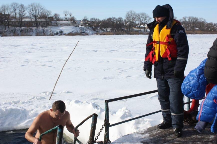 Щоб свято Водохреще пройшло без надзвичайних подій, біля водойм чергували рятувальники (ФОТО), фото-1