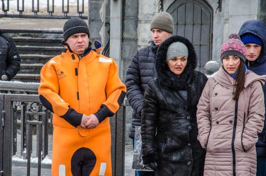 Как в Днепропетровске отмечали Крещение (ФОТО) (фото) - фото 10
