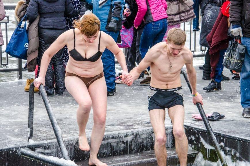 Как в Днепропетровске отмечали Крещение (ФОТО) (фото) - фото 9