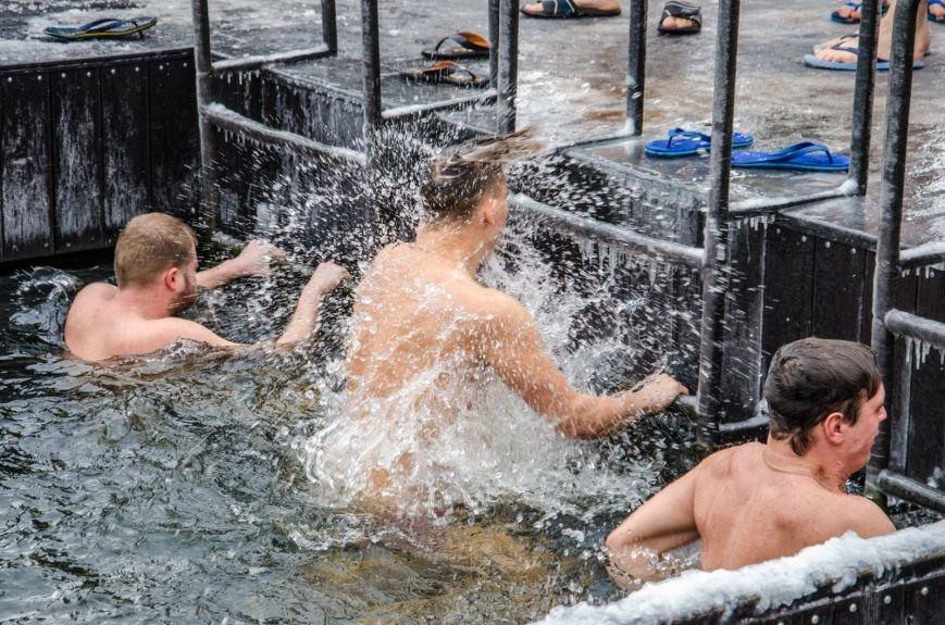 Как в Днепропетровске отмечали Крещение (ФОТО) (фото) - фото 8