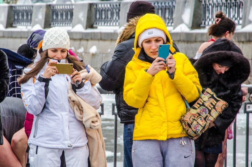 Как в Днепропетровске отмечали Крещение (ФОТО) (фото) - фото 7