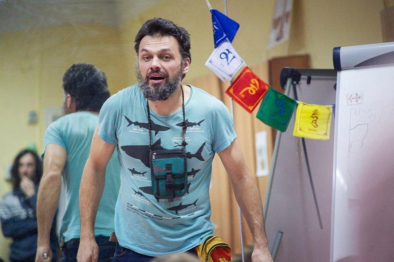 Путешественник Антон Кротов в Белгороде: Планета огромна, и в одном месте жить скучно (фото) - фото 3