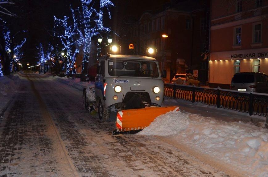 За неделю с территории Твери вывезли 63 тысячи кубометров снега (Фото) (фото) - фото 2