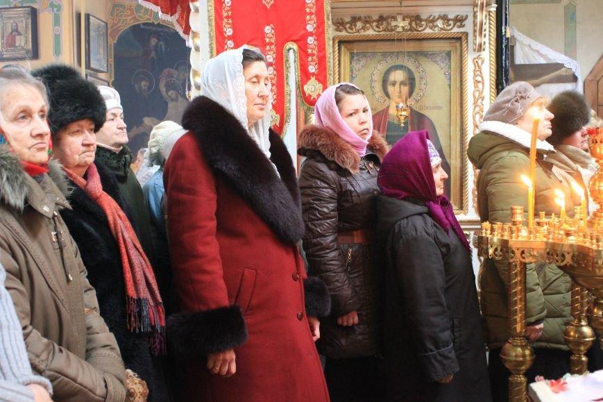 В Артемовск-Бахмут приехал Митрополит Митрофан, фото-6