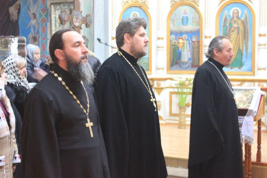 В Артемовск-Бахмут приехал Митрополит Митрофан, фото-5
