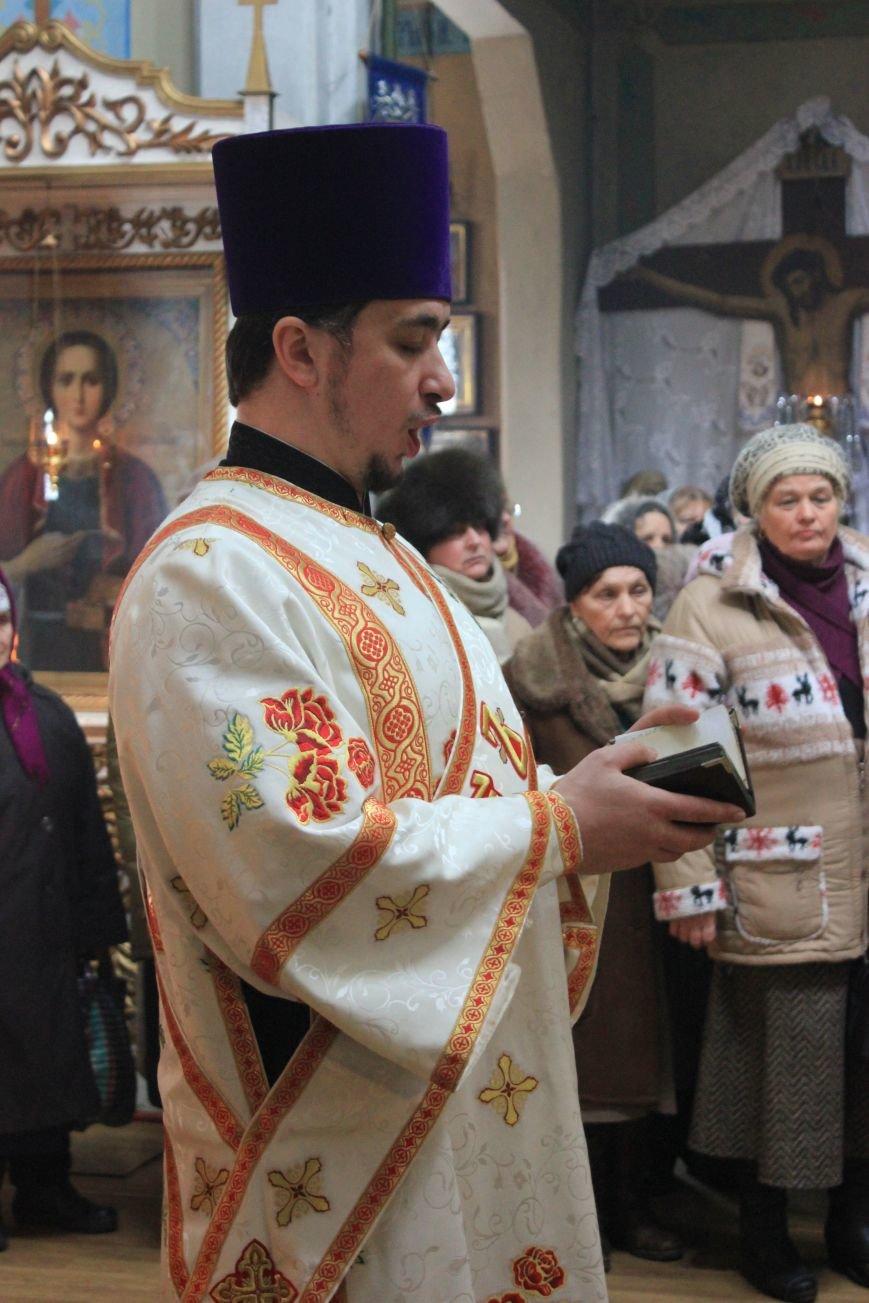 В Артемовск-Бахмут приехал Митрополит Митрофан, фото-2