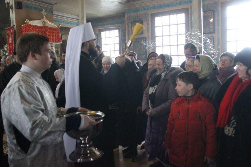 В Артемовск-Бахмут приехал Митрополит Митрофан, фото-10