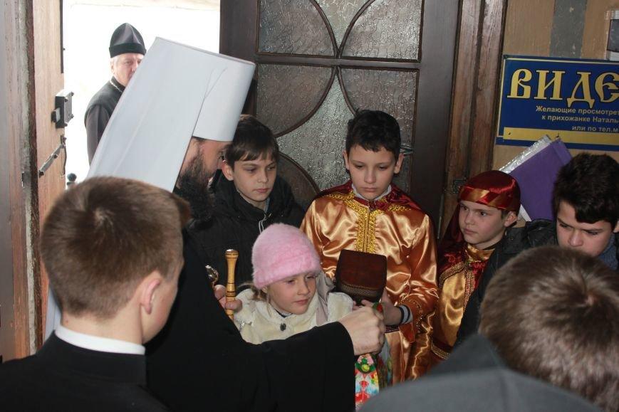 В Артемовск-Бахмут приехал Митрополит Митрофан, фото-11