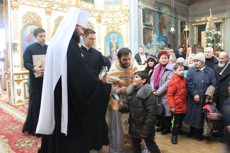 В Артемовск-Бахмут приехал Митрополит Митрофан, фото-8