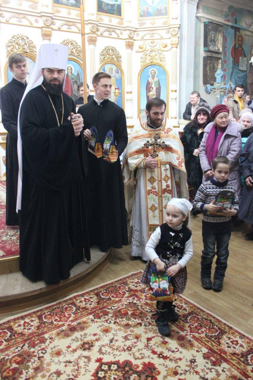 В Артемовск-Бахмут приехал Митрополит Митрофан, фото-9