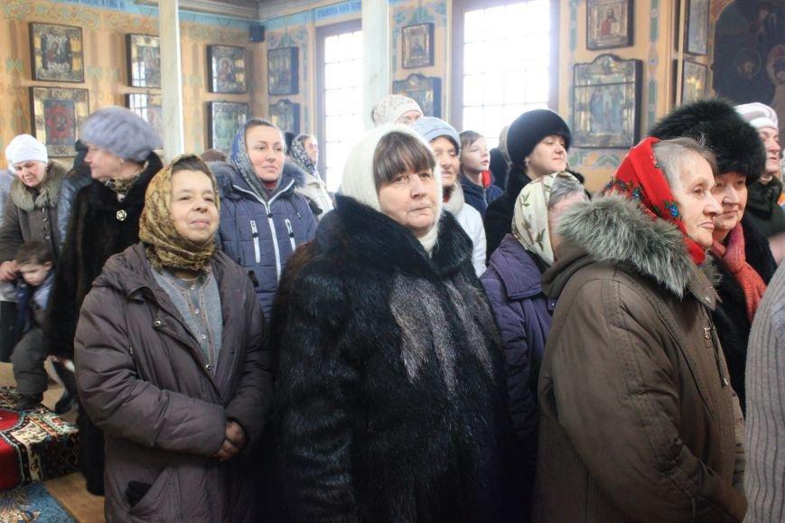 В Артемовск-Бахмут приехал Митрополит Митрофан, фото-7