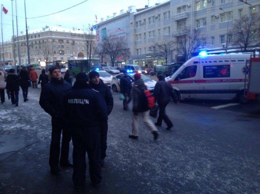 В Харькове неизвестный заминировал кабинет Кернеса (ФОТО), фото-1